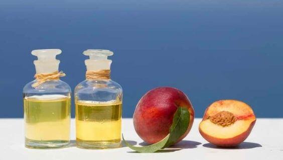 персиковое масло для чего