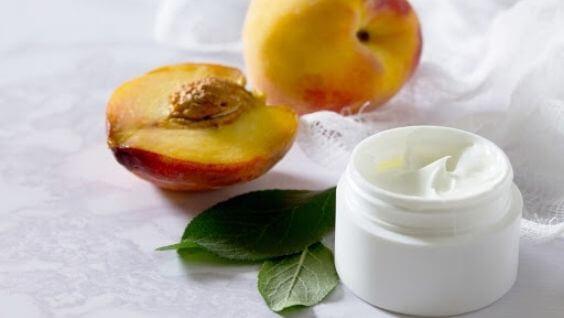 персиковое масло для лица применение