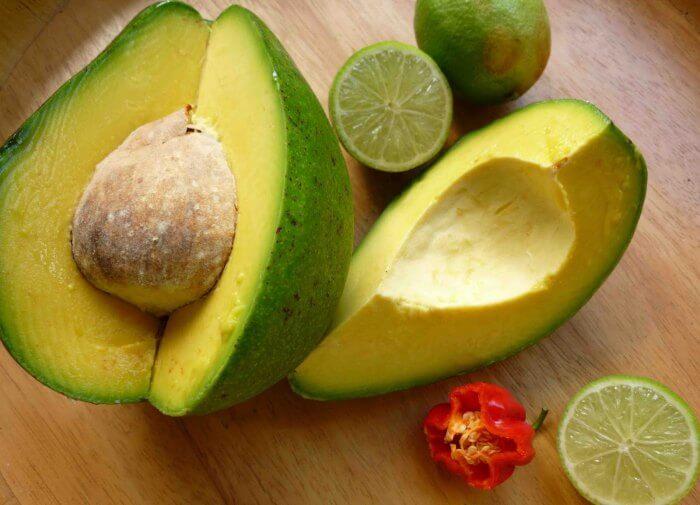 польза авокадо для организма человека